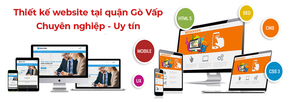 Thiết kế website quận Gò Vấp