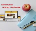 Thiết kế website trường học