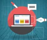 Tại sao thiết kế website theo giao diện phẳng là xu thế mới?