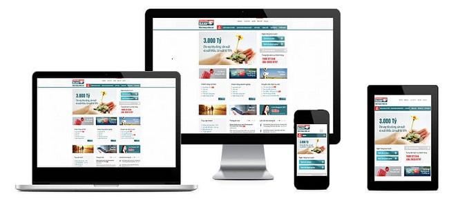 Thiết kế website chuẩn SEO tại quận 4