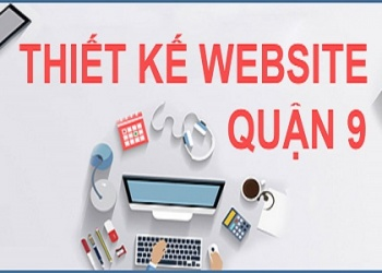 Thiết kế website chuẩn SEO quận 9